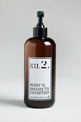 Rudy's Brand conditioner