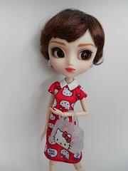 DSCN6711 Isabelle (Madoe.) Tags: pullip muñecas muñeca dolls puppe groove pullips sabrina sanrio mattel hellokitty