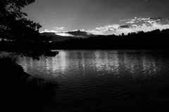 Monochrome Lake