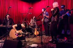 Coffee Shop Arena Rock 04/07/2018 #16 (jus10h) Tags: coffeeshoparenarock curtispeoples hotelcafe losangeles hollywood california live music concert gig event residency show performance showcase coffeeshop arenarock 80s 90s covers songs singers nikon d610 lowlight photography 2018 april justinhiguchi