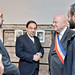 """Signature du protocole d'amitié entre Issy et la Nouvelle-Djolfâ, le quartier arménien d'Ispahan • <a style=""""font-size:0.8em;"""" href=""""http://www.flickr.com/photos/92304292@N06/41388840632/"""" target=""""_blank"""">View on Flickr</a>"""