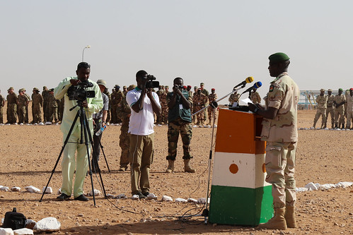 Flintlock 2018 opens in Agadez, Niger