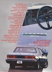 1985 Chevrolet Century SS (Hugo-90) Tags: 1985 buick century chevrolet ss ads advertising brochure