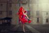 Castle Dancer (Derrick_Nguyen) Tags: photoshop digital manipulation deviantart faestock smedina starscoldnight premadebg