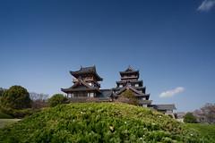 Fushimi Castle , Kyoto ,Japan (kkanok403) Tags: fushimimomoyamacastle zeissbatis18mmf28 fushimi castle kyoto japan sony a7ii zeiss batis 2818
