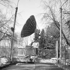 Antenna (anyurtan) Tags: antenna fomapan film lubitel166b novosibirsk 6x6 120 fomapan100