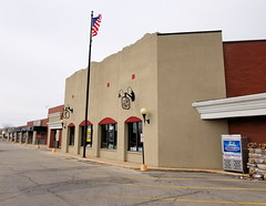 store facade (Nicholas Eckhart) Tags: america us usa 2018 marion indiana in retail stores needlers fresh market former reuse marsh supermarket groceries