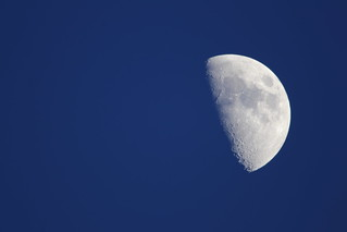 The Moon is Waxing Gibbous (60% of Full)