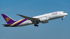 HS-TQC Thai Airways Boeing 787-8 Dreamliner (airliners.sk, o.z.) Tags: hstqc thai airways boeing 7878 dreamliner b788 vie loww vieloww airlinerssk pbe departure bankgkok vienna wien