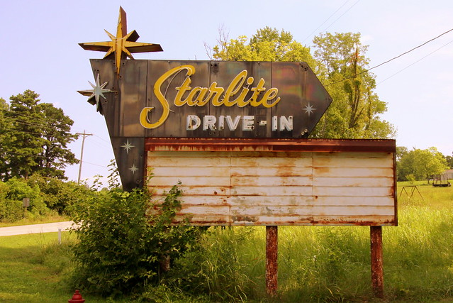 Starlite Drive-In - Tell City, IN