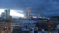 Frankfurter Skyline 2018