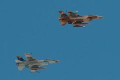Aggressors headed home (SBGrad) Tags: 200500f56evr 2018 57wg alr aggressors d300s f16 f16c falcon iusaf nellis nellisafb nellisairforcebase nikkor nikon redflag redflag182 usairforce