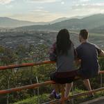 looking at Medellín @sunset thumbnail
