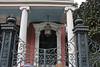 Details (skipmoore) Tags: neworleans gardendistrict architecture columns door lamp gate