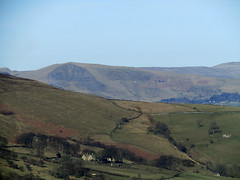 Mam Tor from Surprise View, March 2018 (Dave_Johnson) Tags: surpriseview surprise view peakdistrict nationalpark peaks hills derbyshire longshaw longshawestate hopevalley mamtor tor hill shiveringmountain