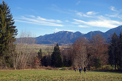 2017-12-31 Schlehdorf, Kochelsee, Kreut-Alm 018 (Allie_Caulfield) Tags: foto photo image picture bild flickr high resolution hires jpg jpeg geotagged geo stockphoto cc sony rx100 2 ii 2017 silvester winter alpen alps bavaria oberbayern schlehdorf kochelsee see lake oberland voralpen viewpoint hike wanderung blue sky
