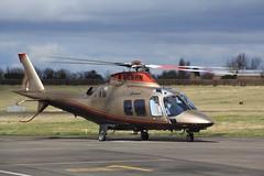 Agusta A109 G-EMHN (egbjdh) Tags: philkeene march2018 egbj staverton gloucester