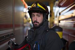 Matteo (Francesco Vastola) Tags: leicam leica m10 voigtlander 40 12 portrait firefighter ritratto