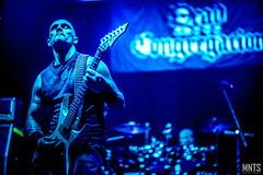 Dead Congregation - live in Metalmania XXIV fot. Łukasz MNTS Miętka-13