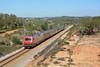IC 570/1 - Lousal (valeriodossantos) Tags: comboio cp train passageiros 5600 sorefame sorefamesrenovadasic locomotivaelétrica intercidades cplongocurso rápido lousal grândola linhadosul caminhosdeferro portugal