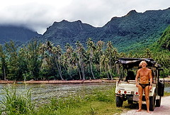 Offroad in Tahiti (gerard eder) Tags: world travel reise viajes oceania polynesia polynésiefrançaise polynesie frenchpolynesia tahiti moorea offroad jeep landscape landschaft paisajes panorama playa strand outdoor island islands isla islas insel tropical tropicalisland tropicalislands