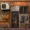 The wrong side of town... (Ivan van Nek) Tags: thewrongsideoftown rueescoussièresarnaudbernard toulouse hautegaronne france 31 midipyrénées occitanie nikon d7200 nikond7200 urban backstreet bricks bakstenen redbricks briquesrouges
