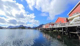 Lofoten, Fjordside in the Mirror - the B Side