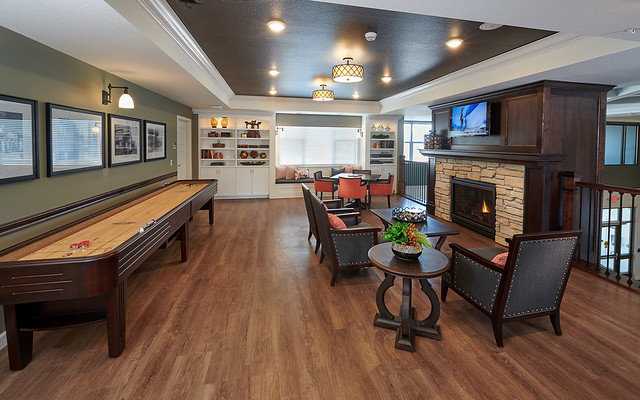 Cherrywood Pointe of Plymouth Game Room