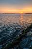 Sunset on the Chesapeake (Alexandermannphotography) Tags: 2014 maryland sky water beach birds boardwalk buildings carnival closeup fair family kites ocean oceancity people rides sand seagulls sun sunset waves wideangle