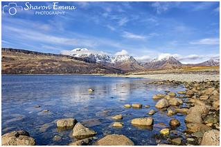 The Shores of Loch Slapin