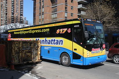 IMG_5518 (GojiMet86) Tags: coach usa nyc new york city bus buses cx45 49255 newark liberty airport express 42nd street 9th avenue