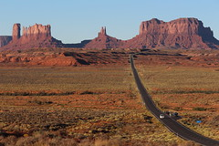 Route 163 through Monument Valley (Hazboy) Tags: hazboy hazboy1 arizona utah monument valley southwest west western us usa america october 2017