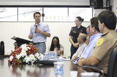 Apresentação do Plano de Segurança Municipal de 2018