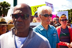 Marchers (LarryJay99 ) Tags: marchtosavelives westpalmbeach florids antitrump 2018 men male man guy guys dude dudes manly virile studly stud masculine sexyman glasses unnies sunnies sunglasses hotguys dudses bulges bulge studs blackman blackmale baldhead bald expressions