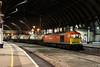 60054 6D43 York station 04.04.2018 (Dan-Piercy) Tags: dbcargo class60 60054 york station plt3 jarrow lindsey tank empties ecml