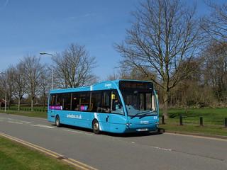 Arriva Cymru 998 Chester