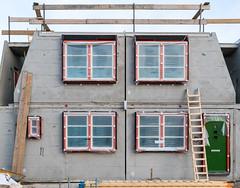 Under construction (genf) Tags: construction huis aanbouw house mansion windows ramen door deur kleur ouderkerk amstel ladder trap building stairs wood hout beton concrete sony a99ii outdoor buiten
