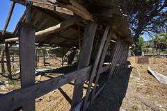 Collapse (Stueyman) Tags: sony alpha ilce wa au australia westernaustralia perth jarrahdale sel1635z za zeiss barn dilapidated ruin rural