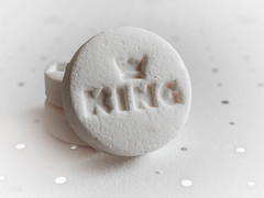 King Peppermints (babs van beieren) Tags: macromondays monday king peppermint food circle round candy