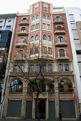 Edificio Sociedad Coral El Micalet - València (Kiko Colomer) Tags: francisco jose colomer pache kiko sociedad coral micalet casa valencia valence