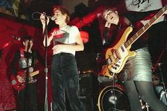 Chinchilla at Independent Music Seminar 1994 (Ted Drake) Tags: ims2 independent ims94 chinchilla