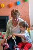 Mum's Birthday Party (Jainbow) Tags: family ethan jainbow