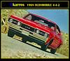 1968 Oldsmobile 4-4-2 (Dkarros.com) Tags: 1968 old oldsmobile 442 1968oldsmobile442 usa musclecar