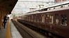 Nara Train Station (m_zabka) Tags: japan kansai honshu sony mirrorless sel90m28g fullframe a7r sonyalpha 90mm wideopen nara train station japanese trains