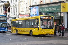 The Big Lemon YX10FEO (Will Swain) Tags: brighton 31st january 2018 west sussex south coast city centre bus buses transport travel uk britain vehicle vehicles county country england english the big lemon yx10feo former abellio london 8535