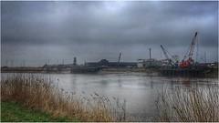 Gunness Wharf (andystones64) Tags: gunness wharf trent river haulage northlincolnshire northlincs nlincs transport