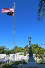 Key West (Florida) Trip 2017 0169Ri 4x6 7495Rif 4x6 (edgarandron - Busy!) Tags: florida keys floridakeys keywest cemetery cemeteries keywestcemetery ussmaine