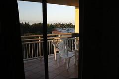 View of the 1st Balcony (blackunigryphon) Tags: bonaventure vacationvillage westonflorida florida southernflorida balcony balconydecor chic boho bohemian gypset gypsetter jetsetter vacation