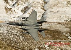 USAF F-15E Strike Eagle Low Level (JetPhotos.co.uk) Tags: 48thfw 48thfighterwing aviation bobsharplesphotography defence f15e fighter hills jetphotoscouk lfa7 lowflying lowflyingarea7 machloop mountains raflakenheath roundabout snow snowdonia strikeeagle tactical usaf usafe unitedstatesairforce valley valleys wales welsh aircraft training winter