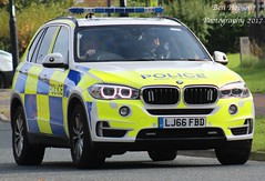 LJ66 FBD (Ben Hopson) Tags: northumbria police 2016 bmw x5 arv armed response vehicle anpr automatic number plate recognition camera xdrive newcastle city centre lj66 lj66fbd